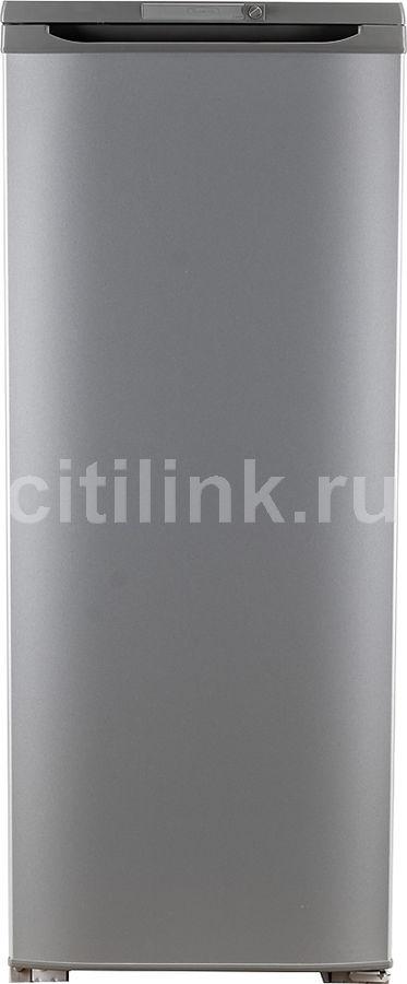 Холодильник БИРЮСА Б-M110,  однокамерный, серый металлик