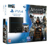Игровая консоль SONY PlayStation 4 с играми Assassins: Creed Синдикат и Watchdogs,  CUH-1208B, черный вид 1
