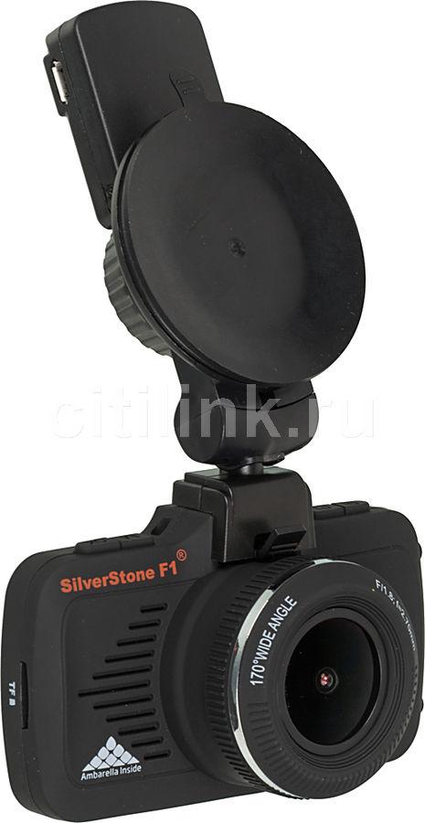 Видеорегистратор SILVERSTONE F1 A70-GPS черный [a-70]