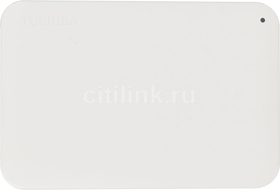 Внешний жесткий диск TOSHIBA Canvio Ready HDTP210EW3AA, 1Тб, белый