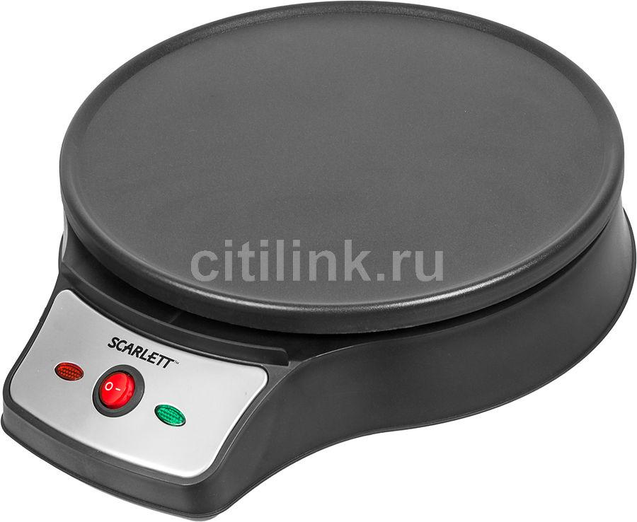 Блинница SCARLETT SC-PM229D98 черный