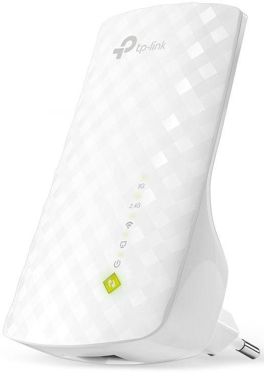 Повторитель беспроводного сигнала TP-LINK RE200,  белый