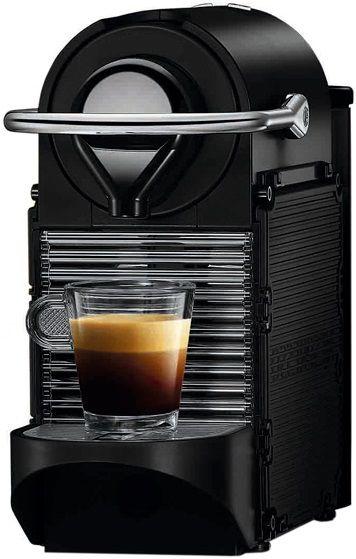 Капсульная кофеварка KRUPS Nespresso XN302010, 1260Вт, цвет: черный [8000035457]