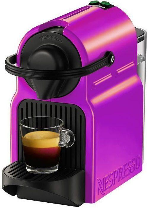 Капсульная кофеварка KRUPS Nespresso XN100710, 1200Вт, цвет: фиолетовый [8000035465]