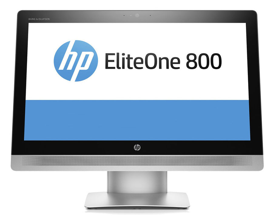 Моноблок HP EliteOne 800 G2, Intel Core i3 6100, 4Гб, 500Гб, Intel HD Graphics 530, DVD-RW, Windows 7 Professional, черный и серебристый [t4k01ea]