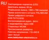 """LED телевизор TELEFUNKEN TF-LED24S21T2  """"R"""", 23.6"""", HD READY (720p),  белый вид 12"""