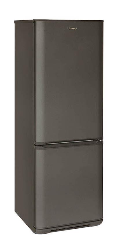 Холодильник БИРЮСА Б-W134,  двухкамерный, графит