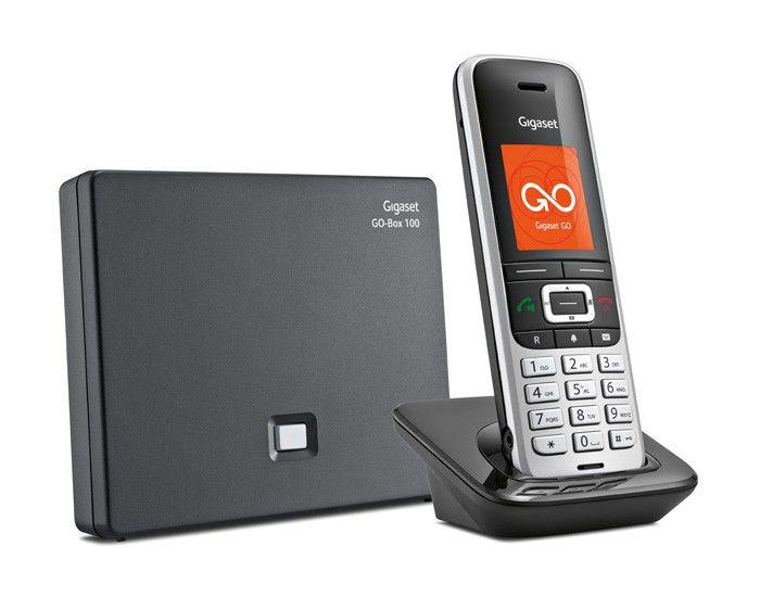 IP телефон GIGASET S850A GO