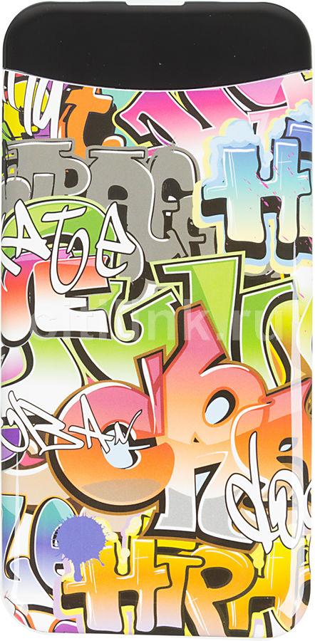 Внешний аккумулятор HIPER PowerBank EP6600 Graffiti,  6600мAч,  рисунок