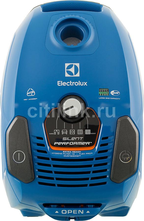 Пылесос ELECTROLUX ZSPREACH, 700Вт, синий