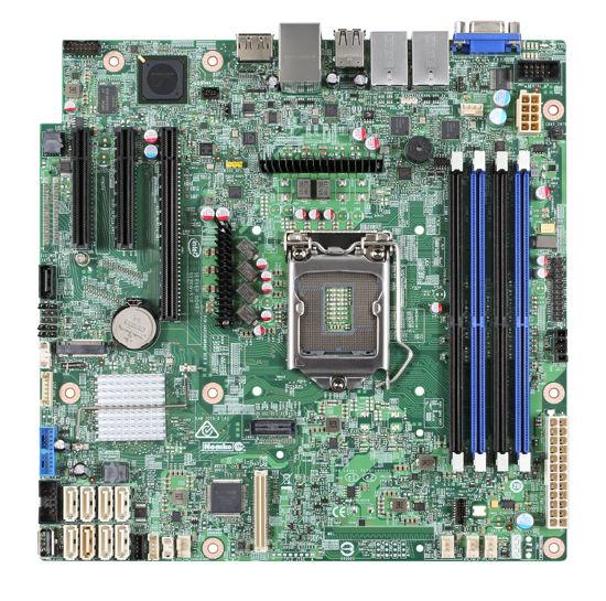 Серверная материнская плата INTEL DBS1200SPL,  Ret [dbs1200spl 944682]