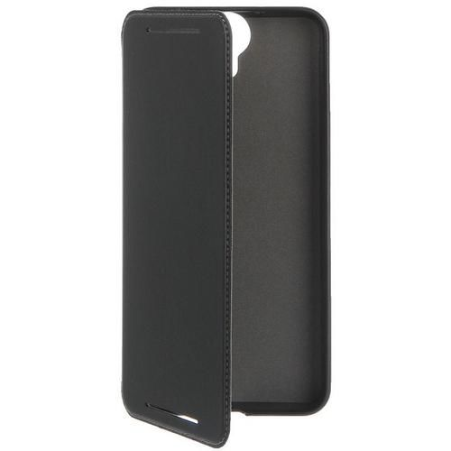 Чехол (флип-кейс) HTC HC C1130, для HTC One E9+, черный [99h11946-00]