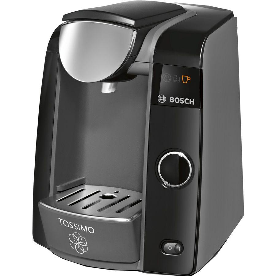 Капсульная кофеварка BOSCH TAS4302EE, 1300Вт, цвет: черный