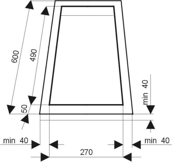 Варочная панель HANSA BHGI31019,  независимая,  нержавеющая сталь