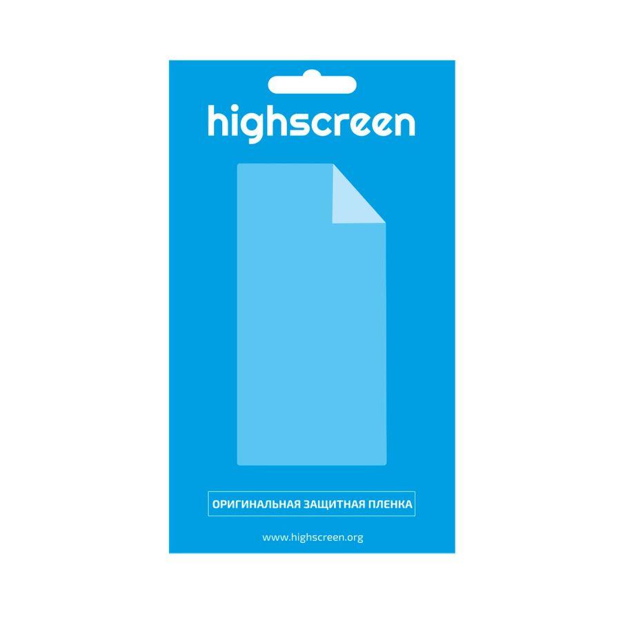 Защитная пленка HIGHSCREEN для Highscreen Power Four,  матовая, 1 шт [22923]