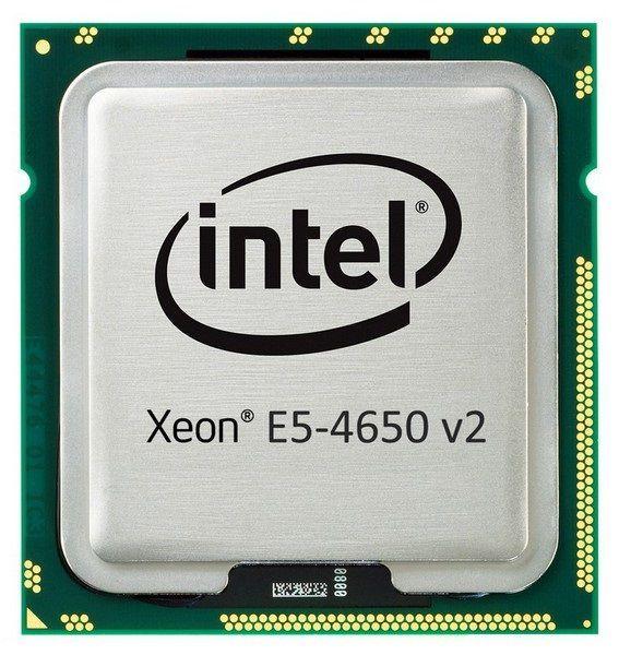 Процессор для серверов INTEL Xeon E5-4650v2 2.4ГГц
