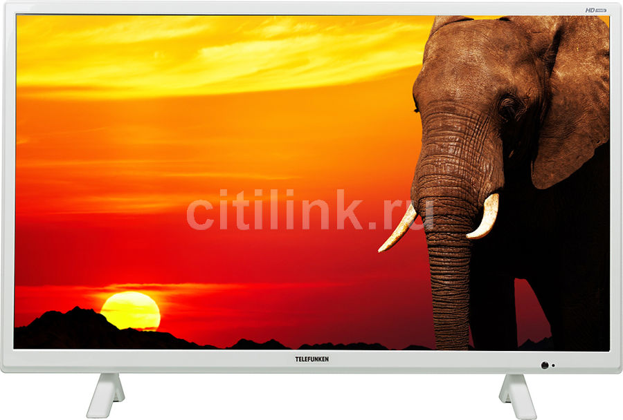 "LED телевизор TELEFUNKEN TF-LED32S21T2  ""R"", 31.5"", HD READY (720p),  белый"