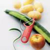 Овощечистка для овощей и фруктов Victorinox Potato Peeler красный (7.6073) вид 2