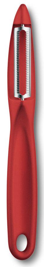 Овощечистка для овощей и фруктов Victorinox Universal Peeler красный (7.6075.1)