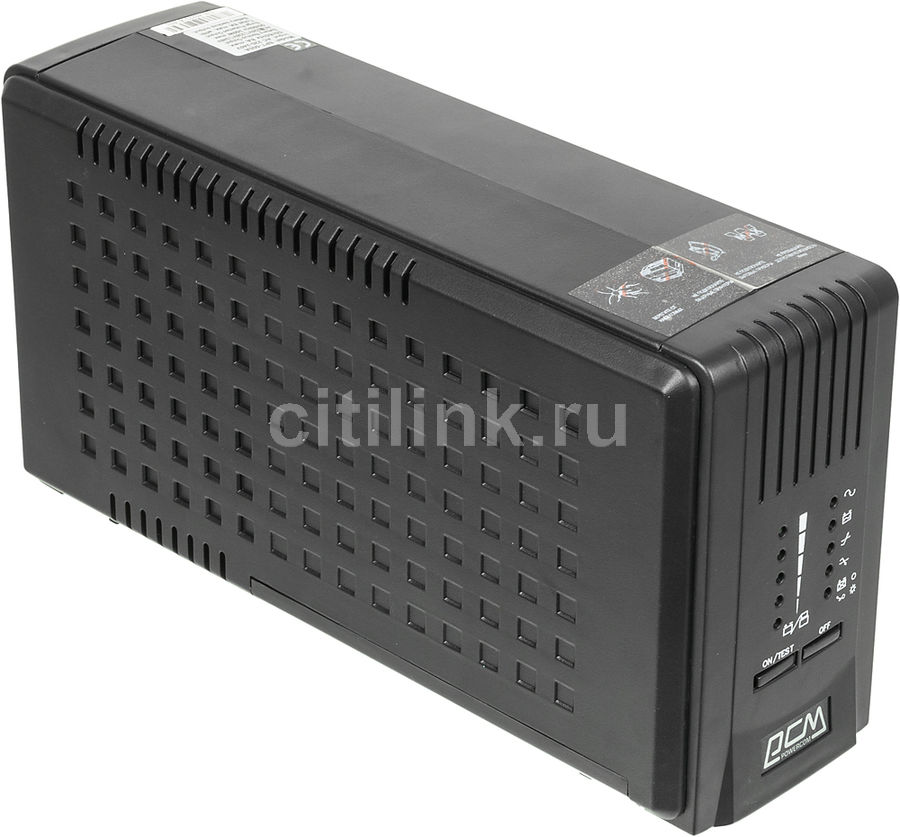 ИБП POWERCOM Smart King Pro+ SPT-500,  500ВA
