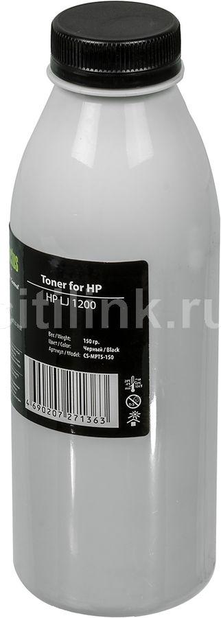 Тонер CACTUS CS-MPT5-150,  для HP LJ 1200(SCC),  черный, 150грамм, флакон