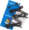 Ресивер DVB-T2 ROLSEN RDB-532,  черный [1-rldb-rdb-532] вид 6