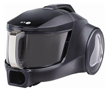 Пылесос LG VK75W01H, 2000Вт, серый
