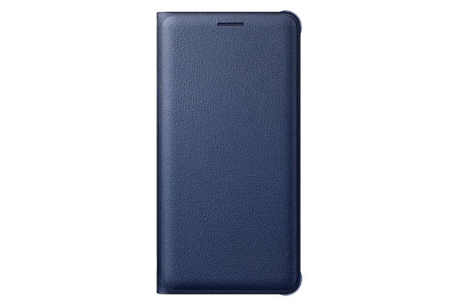 Чехол (клип-кейс) SAMSUNG Flip Wallet, для Samsung Galaxy A5 (2016), черный [ef-wa510pbegru]