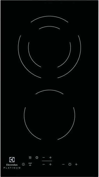 Варочная панель ELECTROLUX EHF93320NK,  Hi-Light,  независимая,  черный