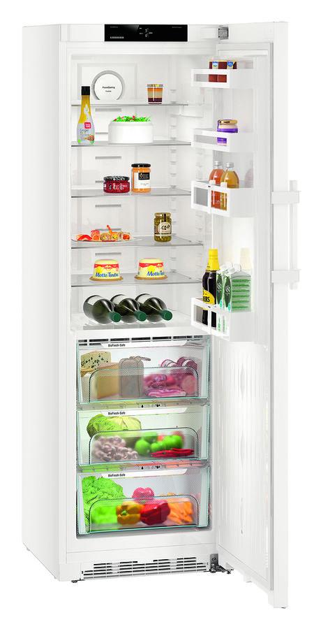 Холодильник LIEBHERR KB 4310,  однокамерный, белый
