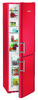Холодильник LIEBHERR CUfr 3311,  двухкамерный,  красный вид 3