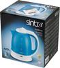 Чайник электрический SINBO SK 7355, 2200Вт, синий вид 9