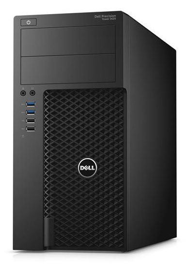 Рабочая станция  DELL Precision T3620,  Intel  Xeon  E3-1220 v5,  DDR4 8Гб, 1000Гб,  nVIDIA Quadro K2200 - 4096 Мб,  Ubuntu,  черный [3620-0066]