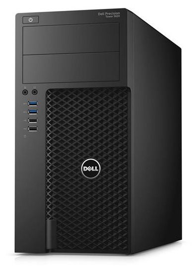 Рабочая станция  DELL Precision 3620,  Intel  Xeon  E3-1220 v5,  DDR4 8Гб, 1000Гб,  nVIDIA Quadro K2200 - 4096 Мб,  Windows 7 Professional,  черный [3620-0073]