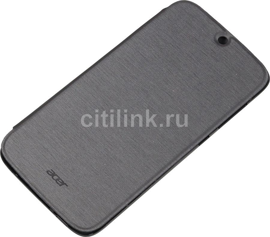Чехол (флип-кейс) ACER HP.BAG11.026, для Acer Z630, черный