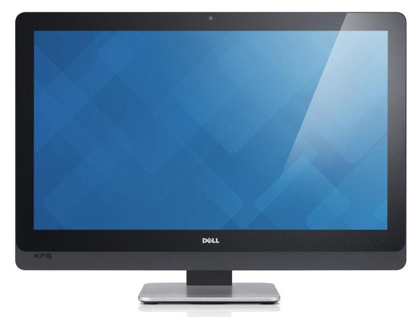 Моноблок DELL XPS One 2720, Intel Core i7 4790s, 8Гб, 2Тб, 64Гб SSD,  Matrox GeForce GT750M - 2048 Мб, DVD-RW, Windows 10 Home, серебристый и черный [2720-9129]