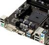 Материнская плата ASROCK FM2A88M-HD+ R3.0 Socket FM2+, mATX, Ret вид 4