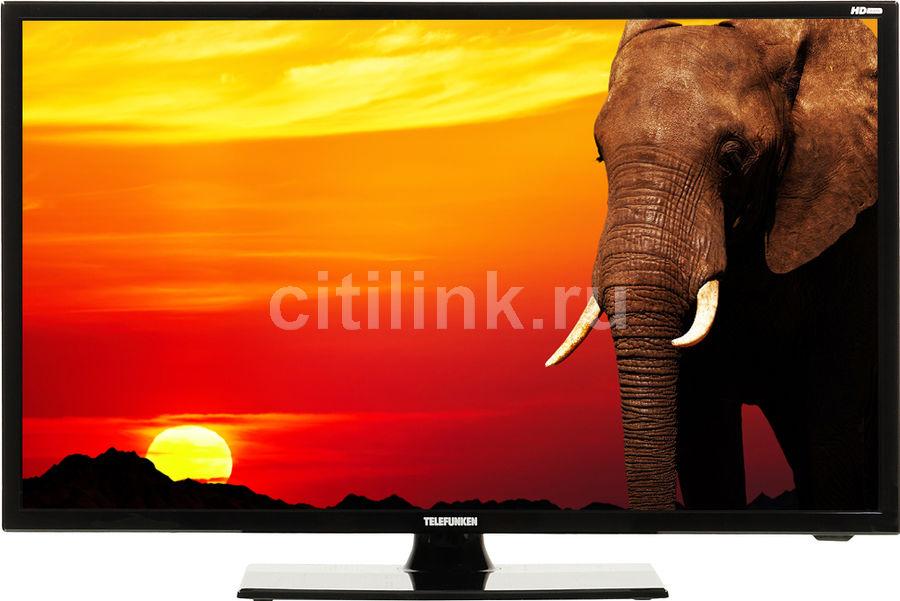 """LED телевизор TELEFUNKEN TF-LED24S30  """"R"""", 23.6"""", HD READY (720p),  черный"""