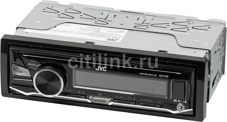 Автомагнитола JVC KD-X135,  USB