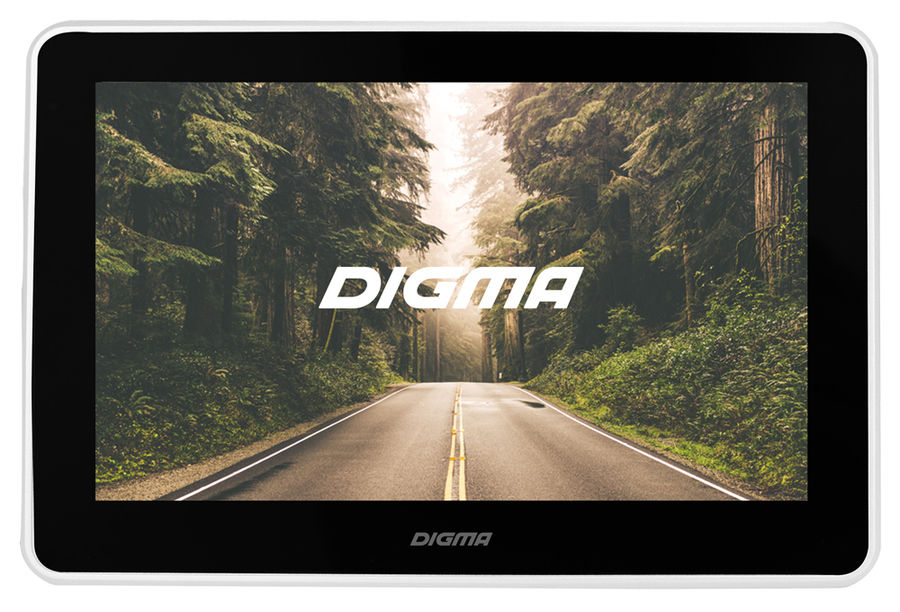 GPS навигатор DIGMA ALLDRIVE 400,  4.3