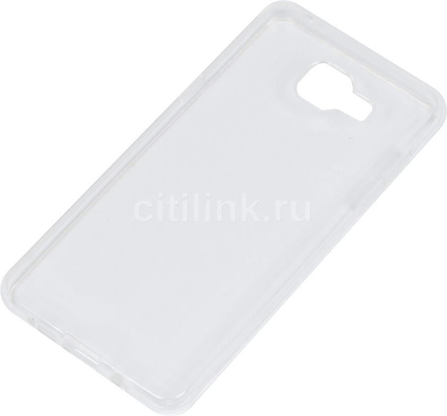 Чехол (клип-кейс) REDLINE iBox Crystal, для Samsung Galaxy A5 (2016), прозрачный [ут000008175]