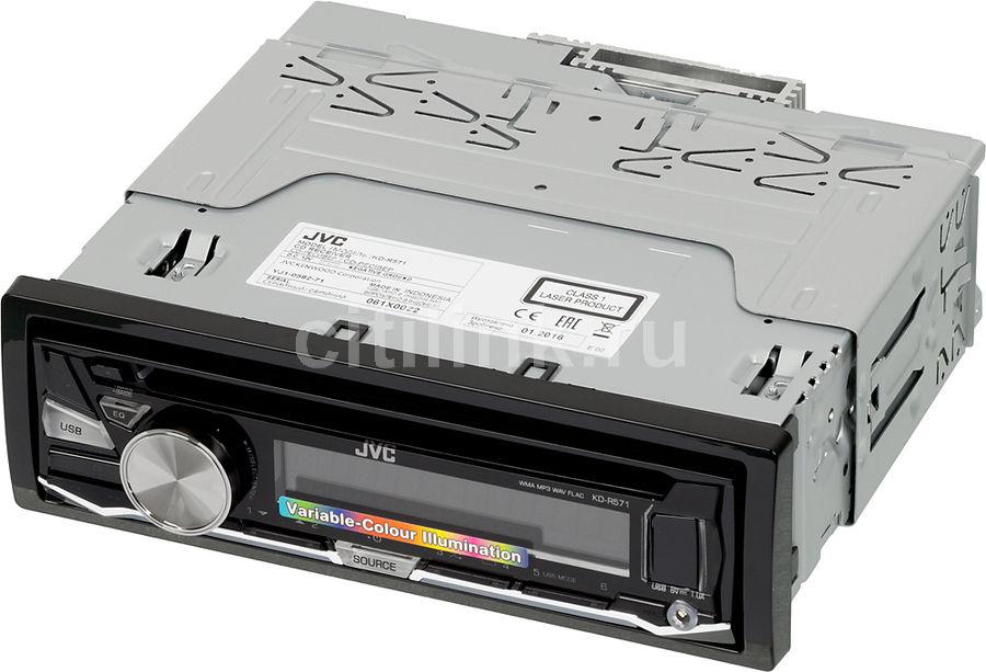 Автомагнитола JVC KD-R571,  USB