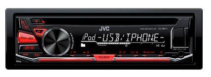 Автомагнитола JVC KD-R671,  USB