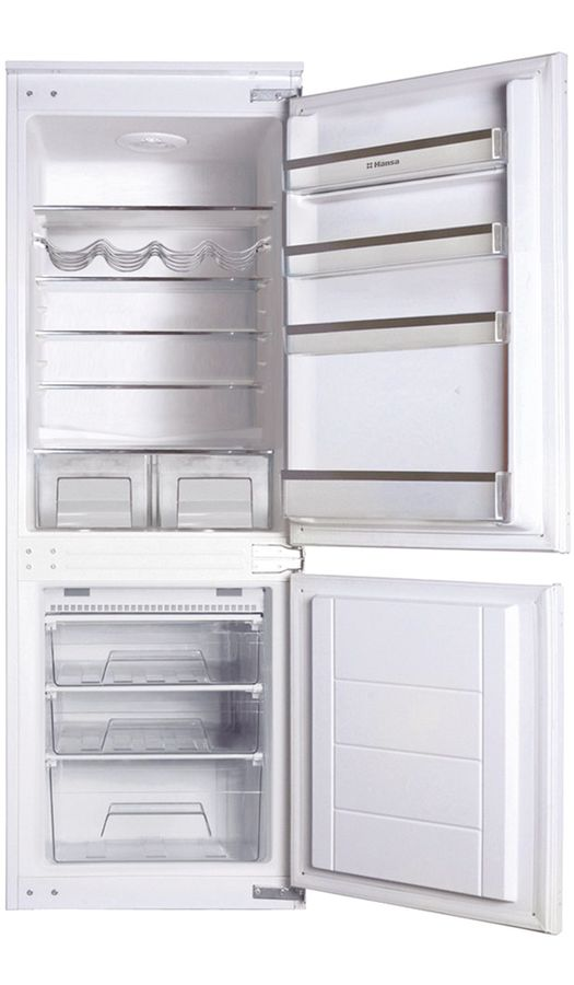 Встраиваемый холодильник HANSA BK315.3F белый