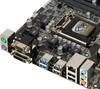 Материнская плата ASUS H110M-K, LGA 1151, Intel H110, mATX, Ret вид 4
