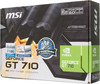 Видеокарта MSI GeForce GT 710,  GT 710 2GD3H LP,  2Гб, DDR3, Low Profile,  Ret вид 6