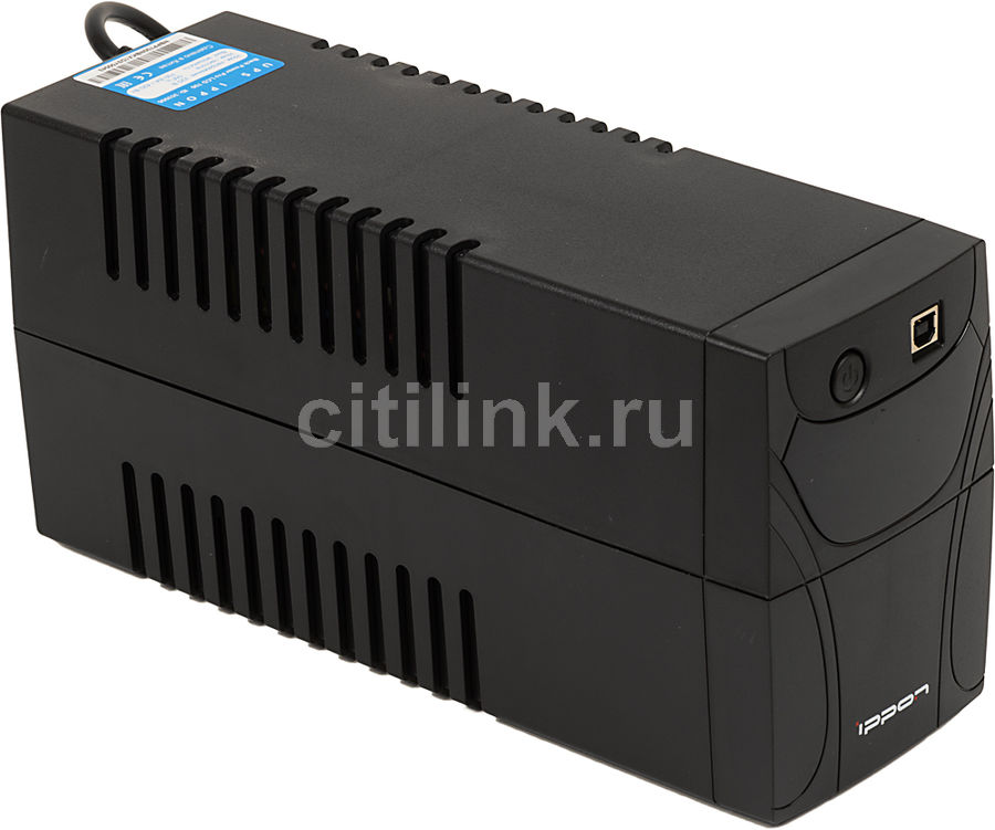 ИБП IPPON Back Power Pro LCD 700,  700ВA [353906]