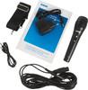 Аудиомагнитола BBK BS05BT черный 30Вт/MP3/FM(dig)/USB/BT/microSD (отремонтированный) вид 7