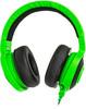 Наушники с микрофоном RAZER Kraken Pro 2015,  мониторы, зеленый  / черный [rz04-01380200-r3m1] вид 1