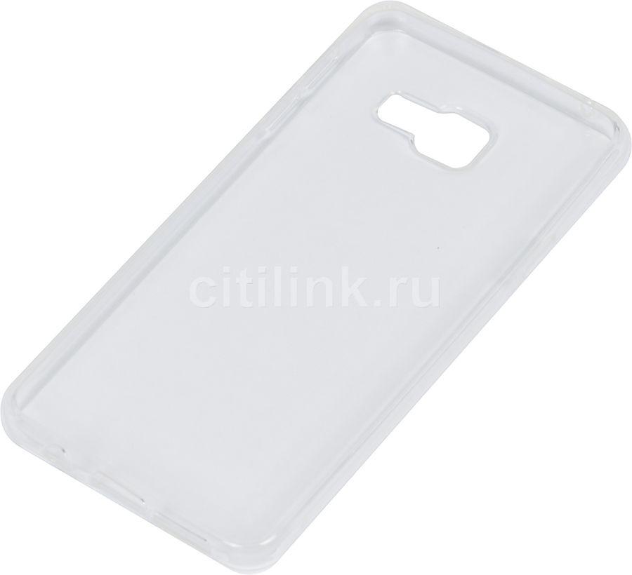 Чехол (клип-кейс) REDLINE iBox Crystal, для Samsung Galaxy A3 (2016), прозрачный [ут000008174]
